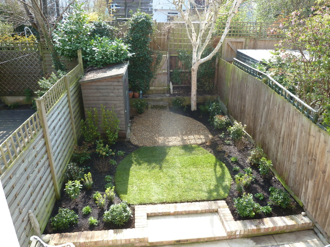 Patio extension ideas for Small back garden ideas